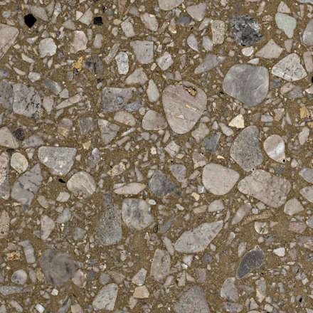 Les terrazzo les min raux cristal marbre marbrier for Granito marron cristal